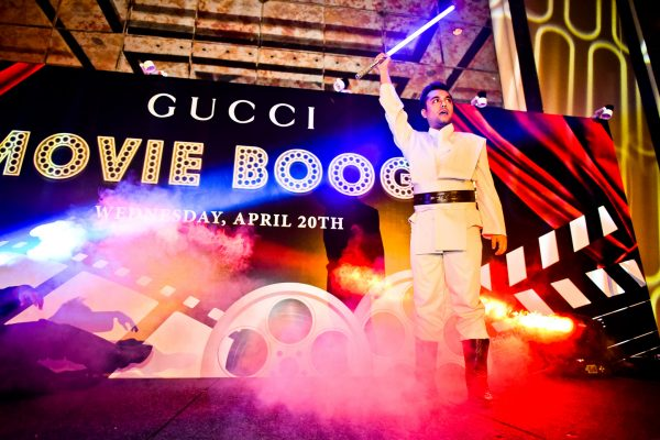 singapore-event-organizer-event-management-company-dinner-and-dance-corporate-events-Gucci-movie-boogie-starwars-light-saber-11