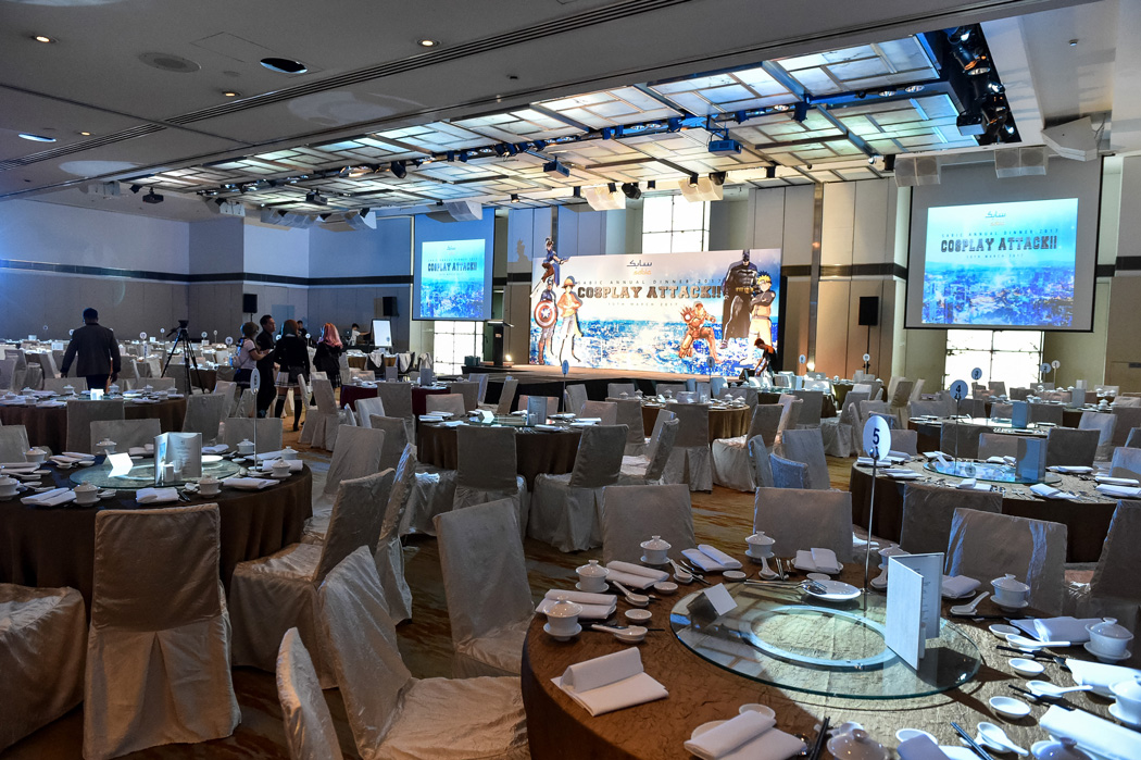 Sabic Annual Dinner and Dance | Thats Innovative