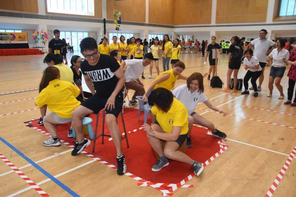 singapore-event-planners-event-management-NTUC-ARU-Teambuilding-bonding-games-6
