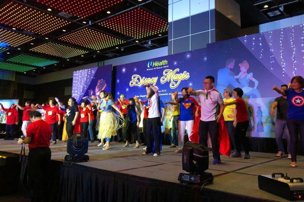 Corporate Dinner and Dance Organizer Singapore | Thats