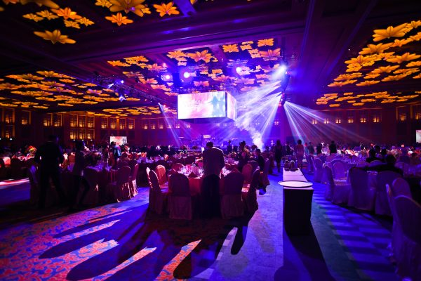 UOB CNY Dinner and First Retail Dinner-RWS-Singapoer-Event-Management