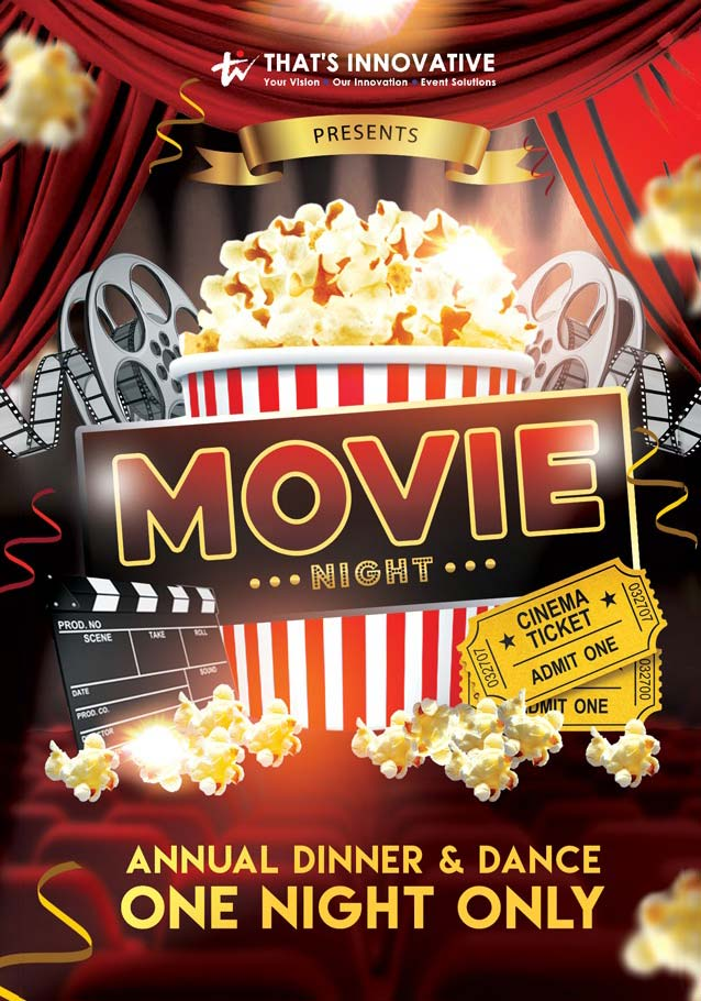 Dinner-and-Dance-Movie-Theme-Event-Package