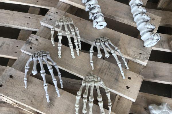 singapore-event-management-halloween-props-rental-bone-hand