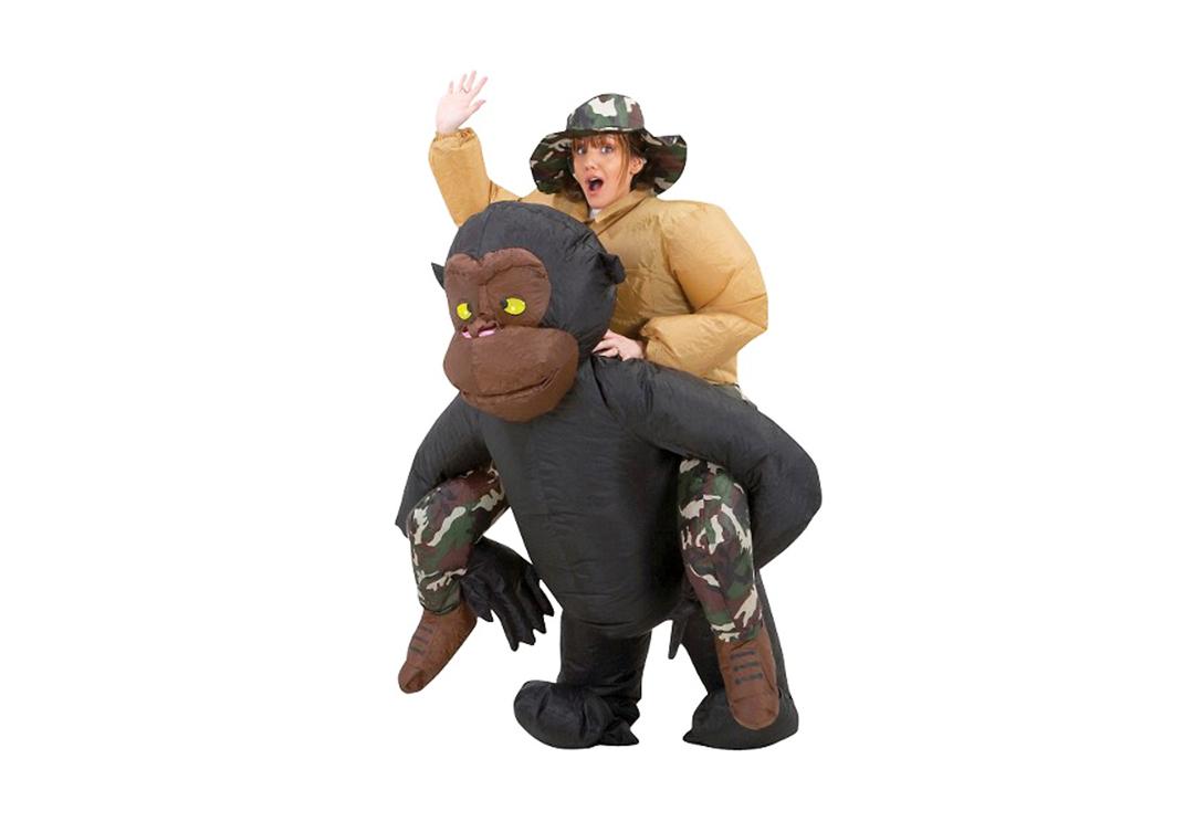 singapore-event-management-mascots-costumes-gorilla