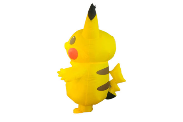 singapore-event-management-mascots-costumes-pikachu-inflatable-side