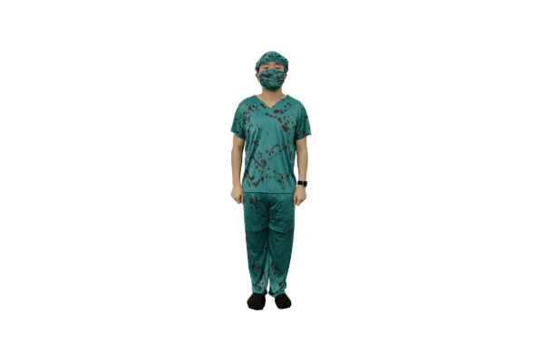 singapore-event-management-mascots-costumes-surgeon-front