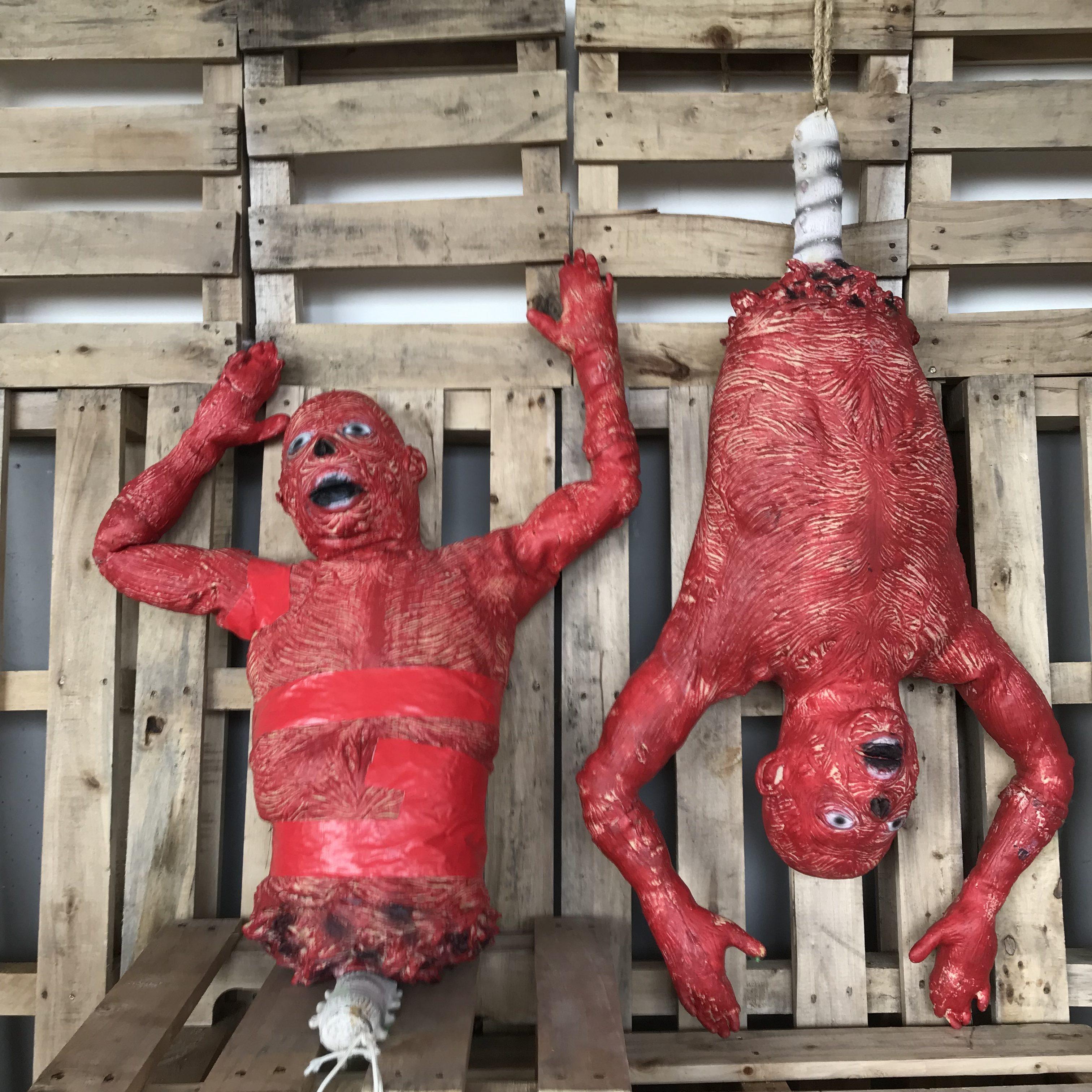 singapore-event-management-halloween-props-rental-burnt-bodies