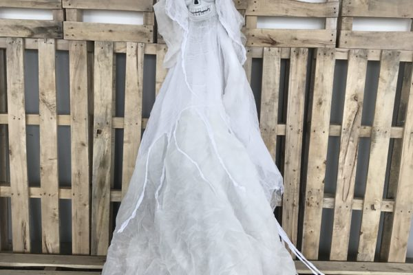 singapore-event-management-halloween-props-rental-white-hanging-ghost
