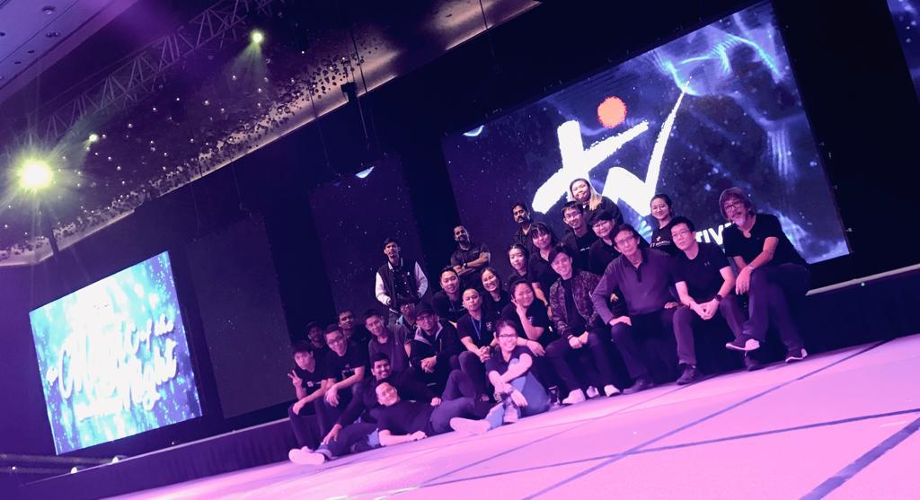 Event company Singapore team