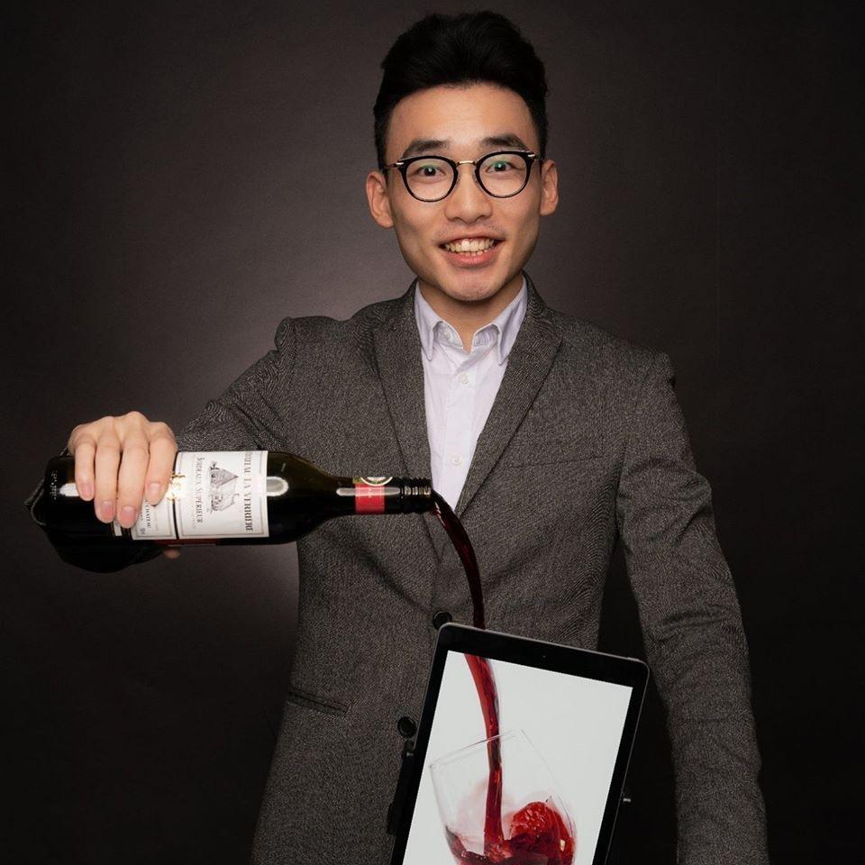 Digital magician, TK Jiang