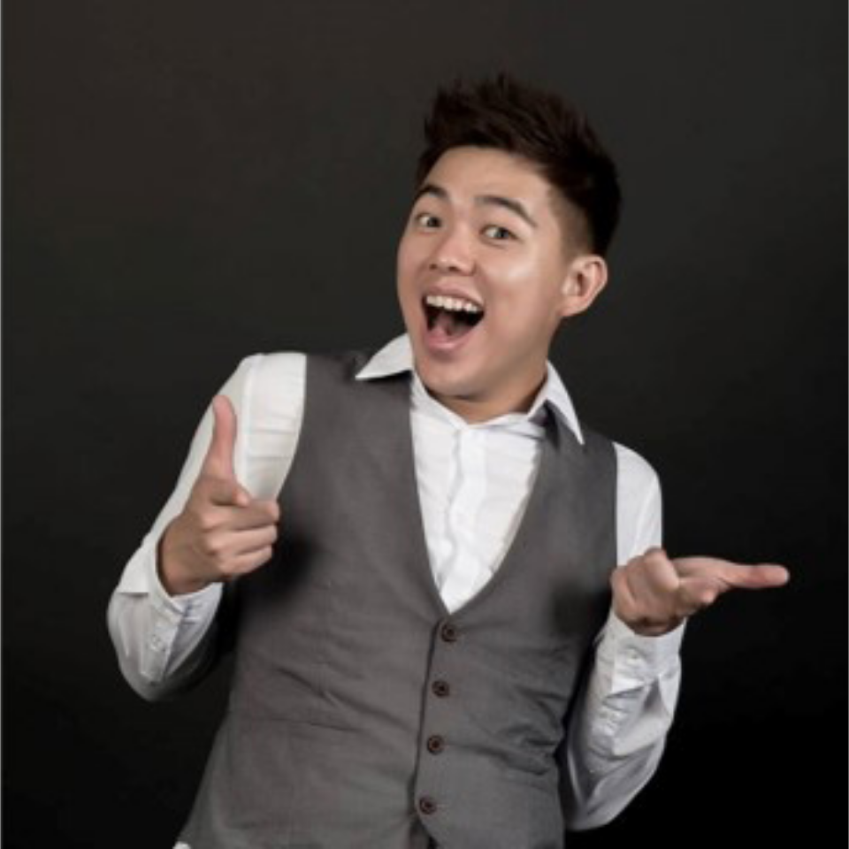 Mid autumn virtual event packages including a professional emcee for your virtual event such as Lee Qing Hong