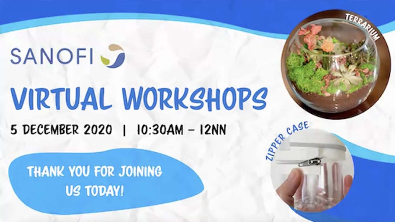 sanofi-virtual-workshop-terrarium-making-recycled-craft-events-company-singapore-virtual-event-on-zoom