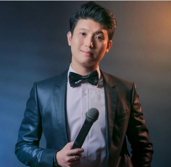 Event emcees in Singapore, Ainsley Chong