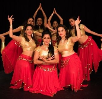 bollywood-dancers in Singapore