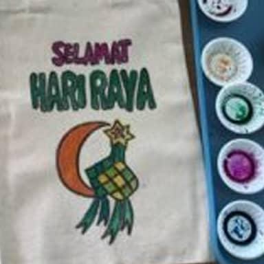 virtual-hari-raya-event-package-virtual-workshops-hari-raya-tote-bag-painting-workshop