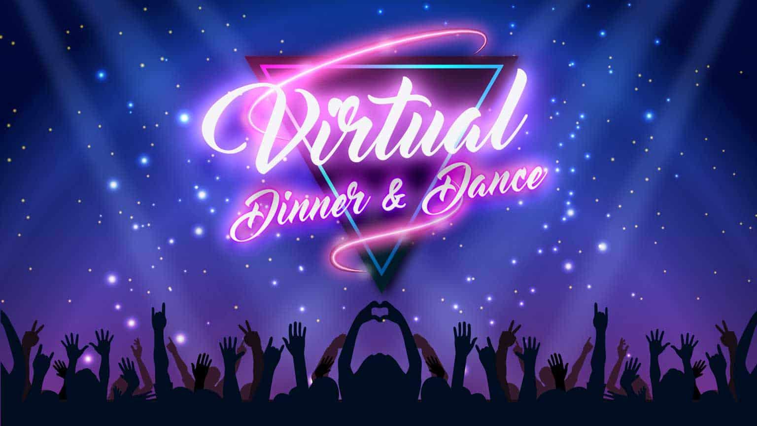 virtual dinner and dance portfolio