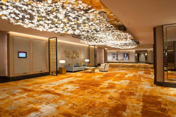 Orchard hotel ballroom and meeting room rental for both virtual and hybrid events