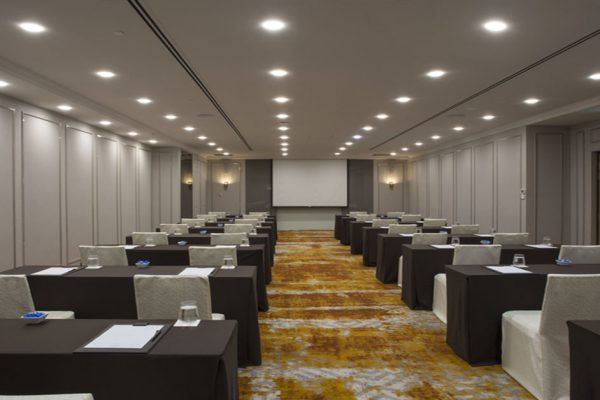 Orchard hotel meeting or training room