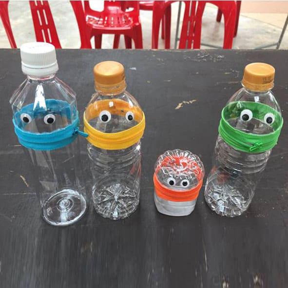 virtual-workshop-diy-craft-workshop-recycled-zip-case-singapore