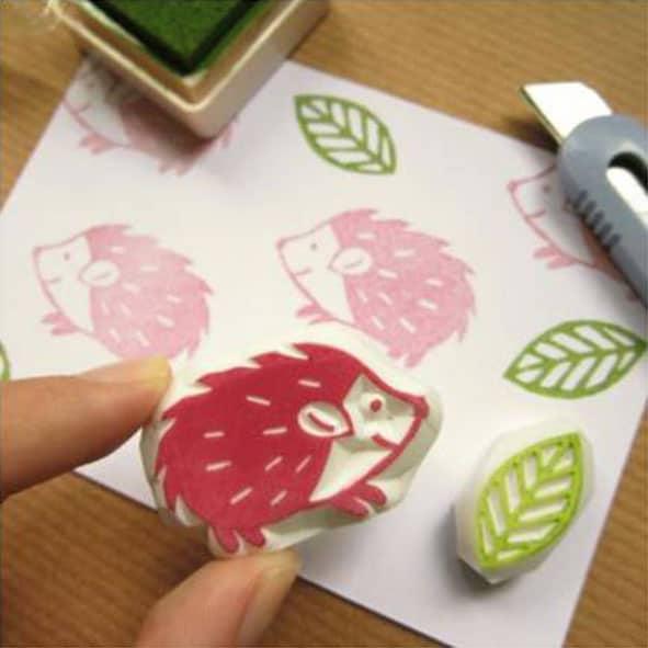 virtual-workshop-diy-craft-workshop-stamp-making-singapore