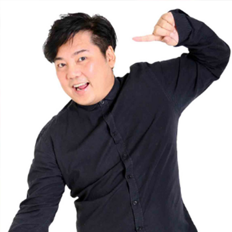 Virtual mid autumn event packages including a professional emcee, CKay Lim for your virtual event